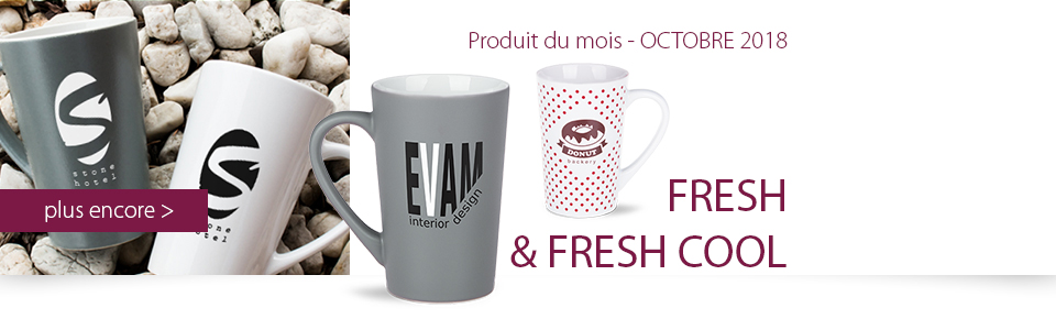 Promotionnel céramique: Tasse